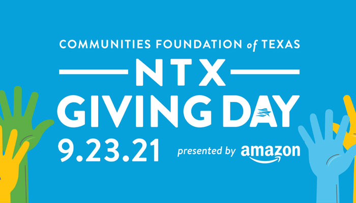 North Texas Giving Day is TOMORROW