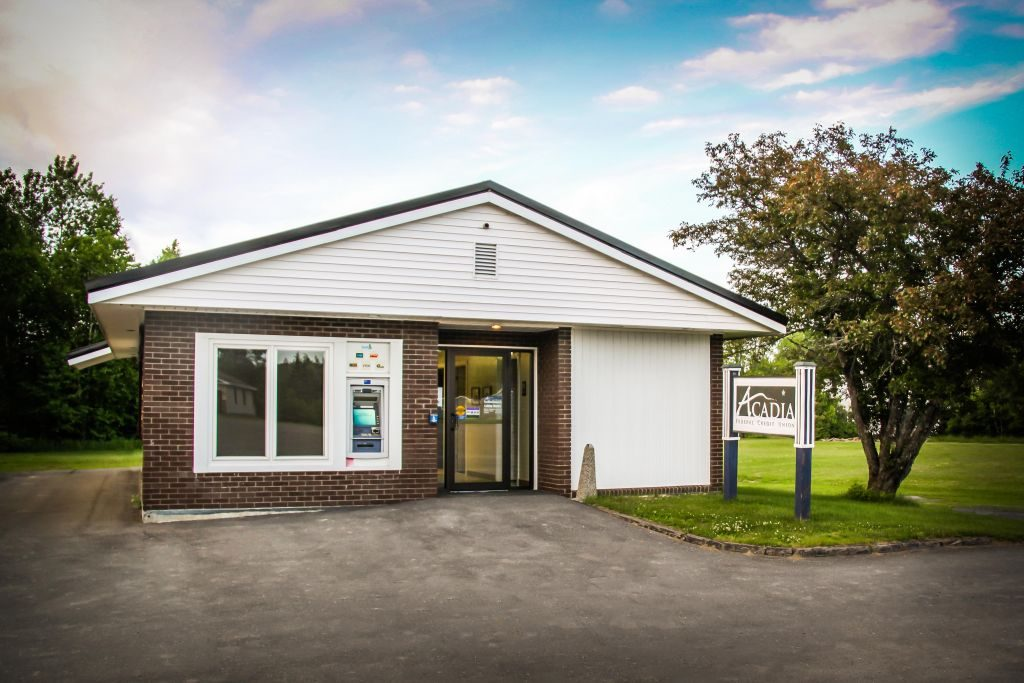 Acadia Federal Credit Union - St. Francis Branch