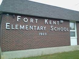 Fort Kent Elementary School Building