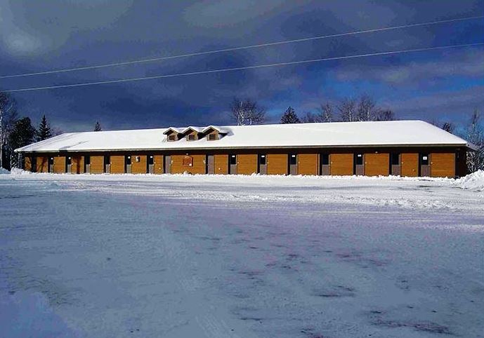 Fort Kent Outdoor Center Wax Room