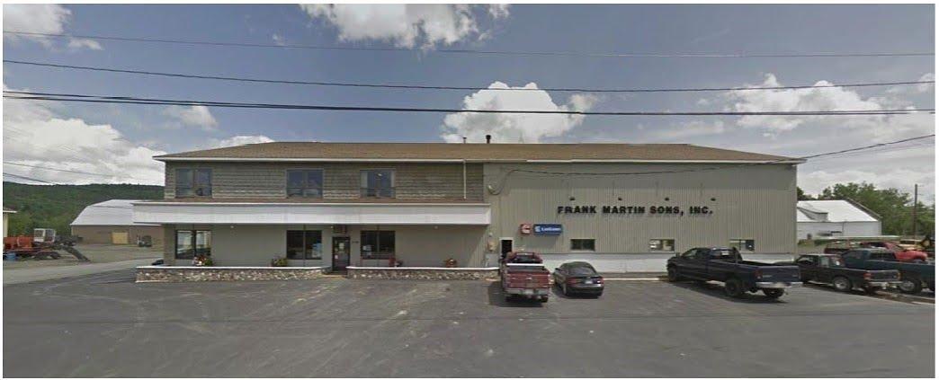 Frank Martin Sons, Inc. exterior 3t16 Market Street, Fort Kent