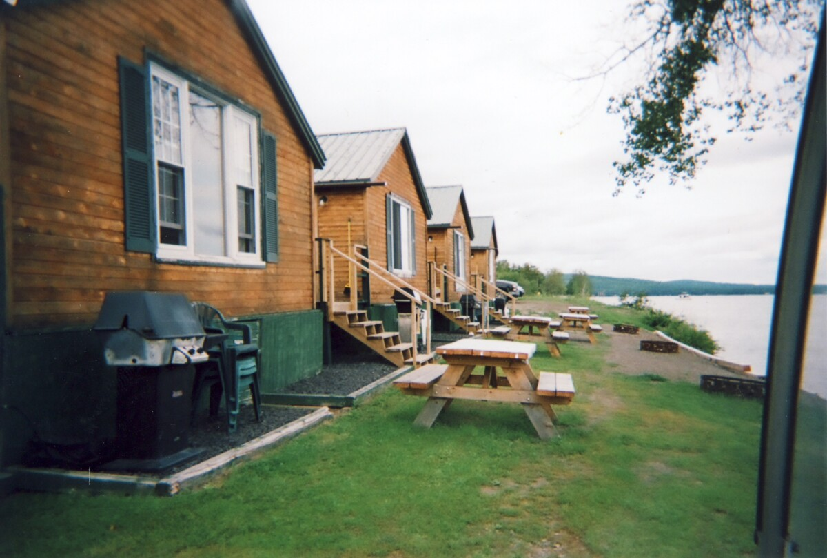 Long Lake Camps & Lodge - Camps (Lakeside View)