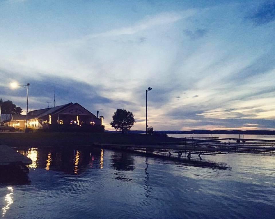 Long Lake Sporting Club - Lakeside View
