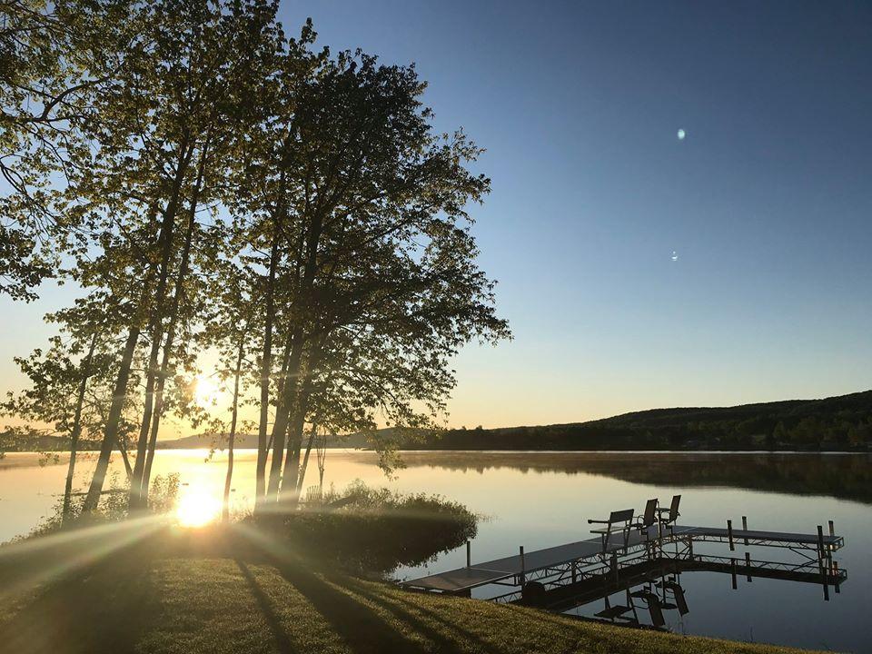 Lakeside Lodge - Dock
