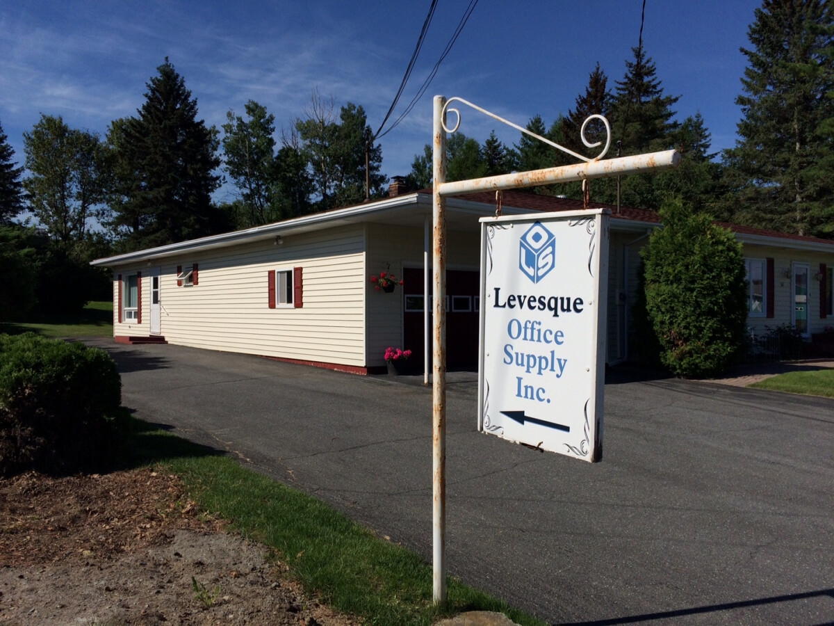 Levesque Office Supply Madawaska Location