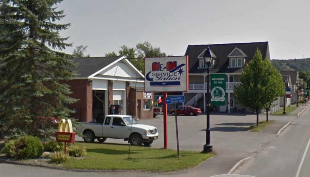 M&M Service Station (Google Maps Image)