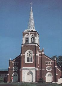 St. Louis Catholic Church- Fort Kent