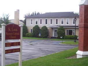St. John Vianney Parish Rectory Office- Fort Kent