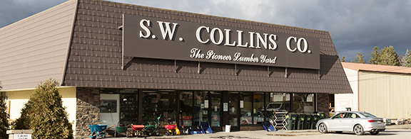 S.W. Collins Store -Fort Kent