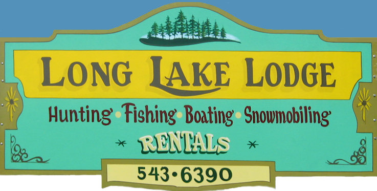 Long Lake Camps & Lodge Logo