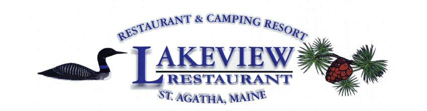 Lakeview Restaurant & Camping Resort Logo