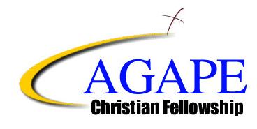 Agape Christian Fellowship Logo