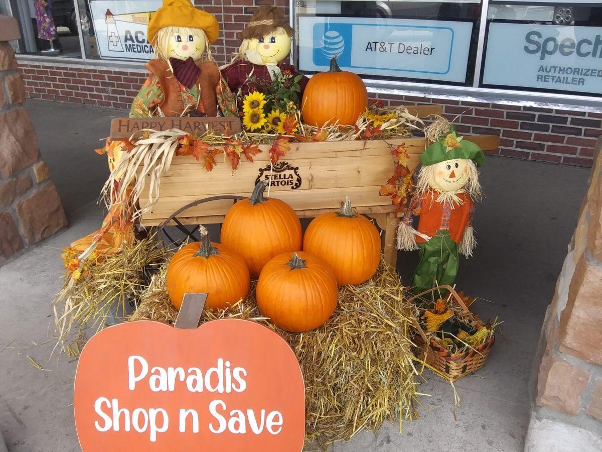 Paradis Shop n Save Decor