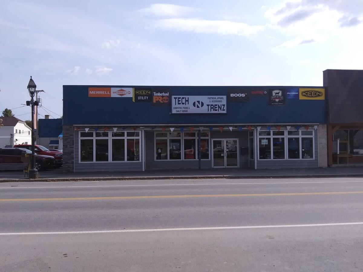 Tech n Trenz Storefront