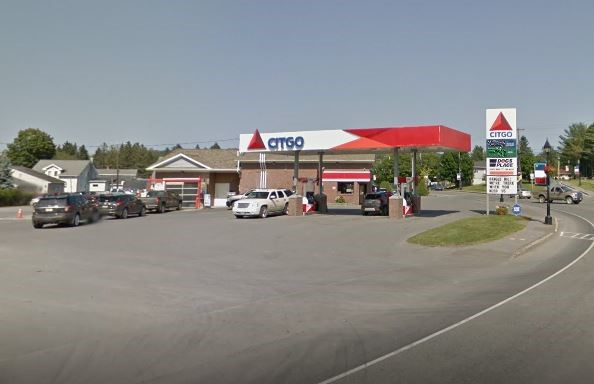 Daigle Oil Company Gas Station & Car Wash 55 West Main Street, Fort Kent (Google Maps Image)