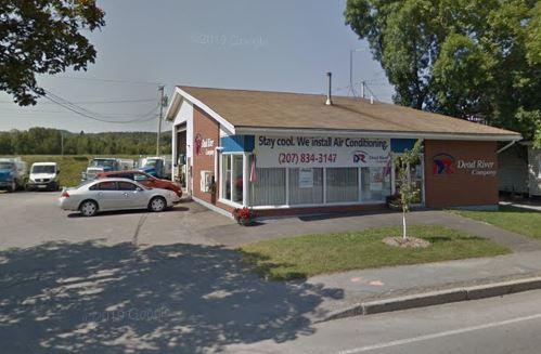 Dead River Company - 333 West Main Street, Fort Kent (Google Maps Image)