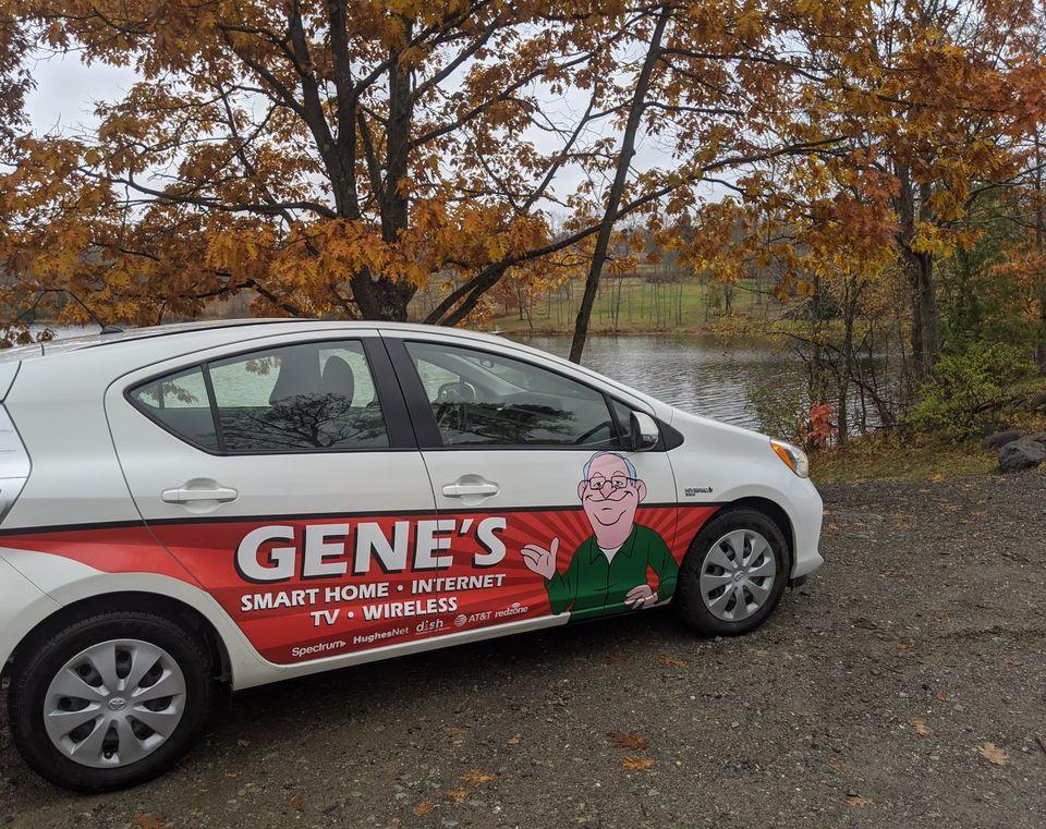 Gene's Electronics Vehicle
