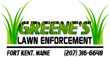 Greene's Lawn Enforcement Logo