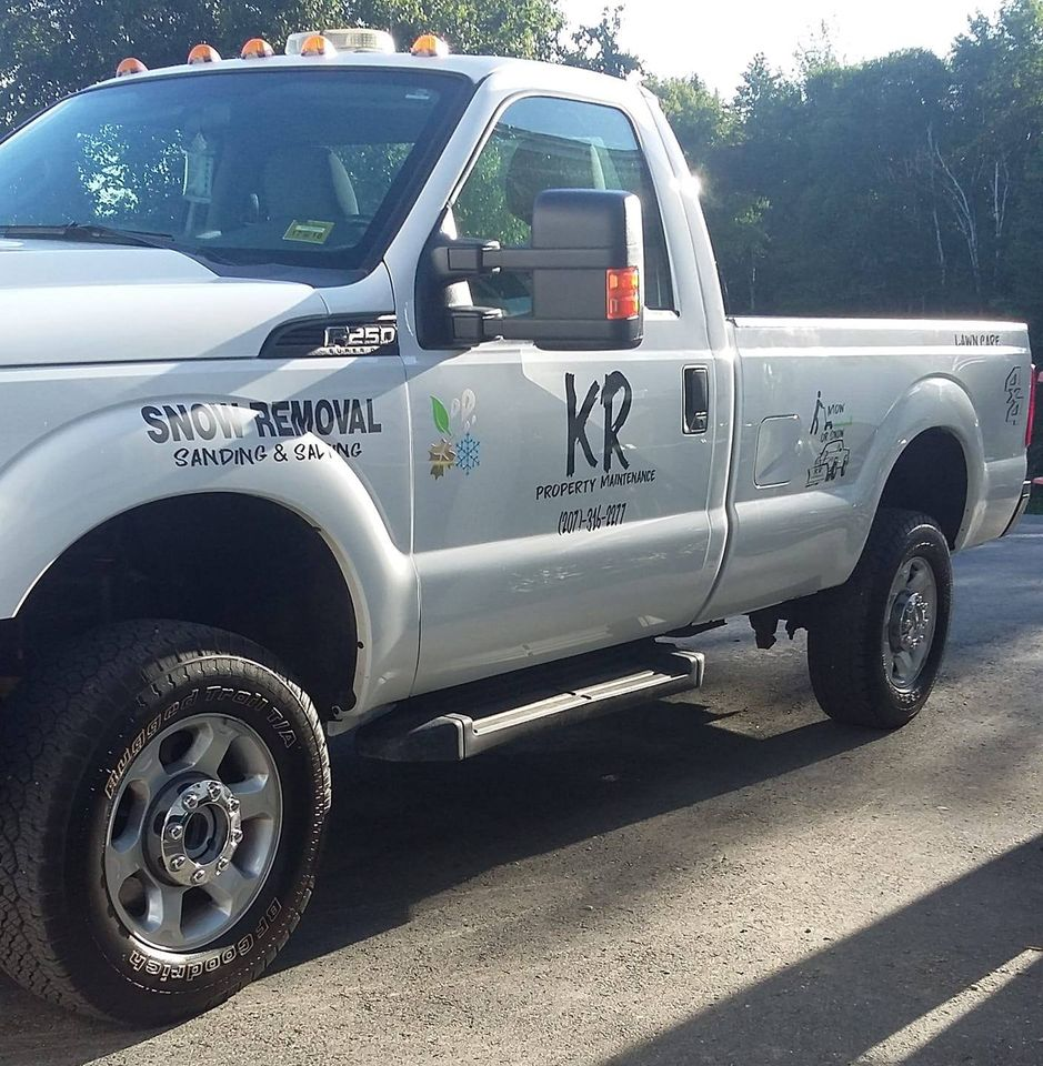 KR Property Maintenance - Fort Kent