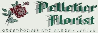 Pelletier Florist Logo