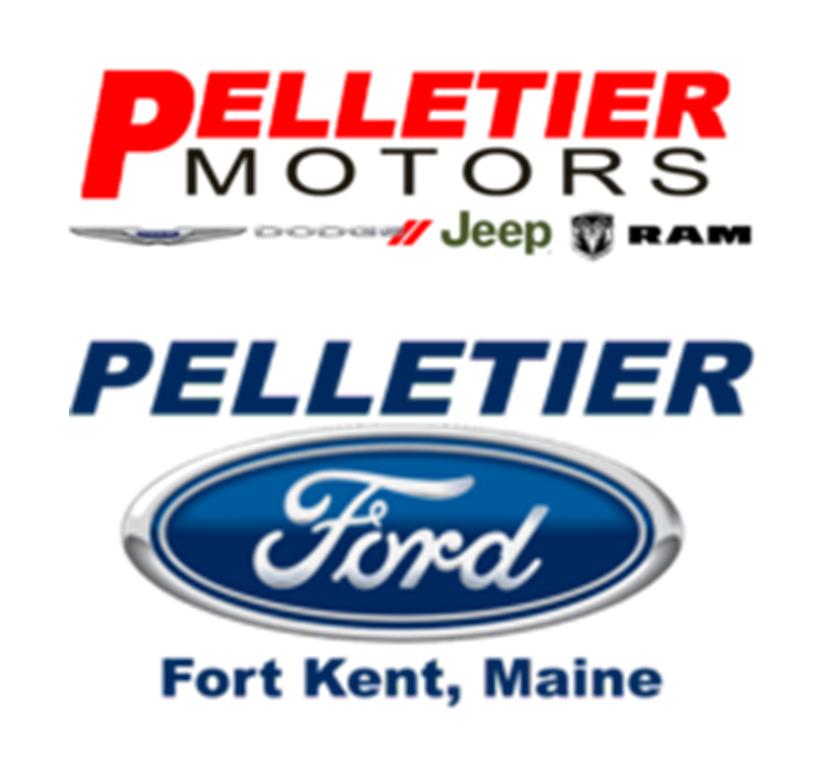 Pelletier Motors-Ford Logo combined
