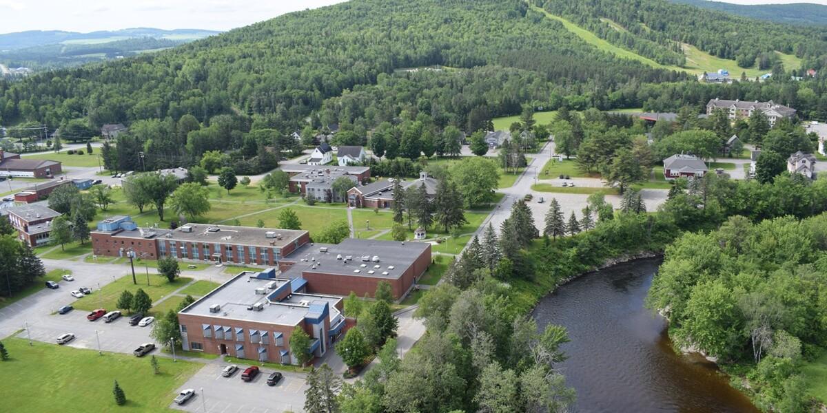 University of Maine at Fort Kent - 23 University Drive, Fort Kent