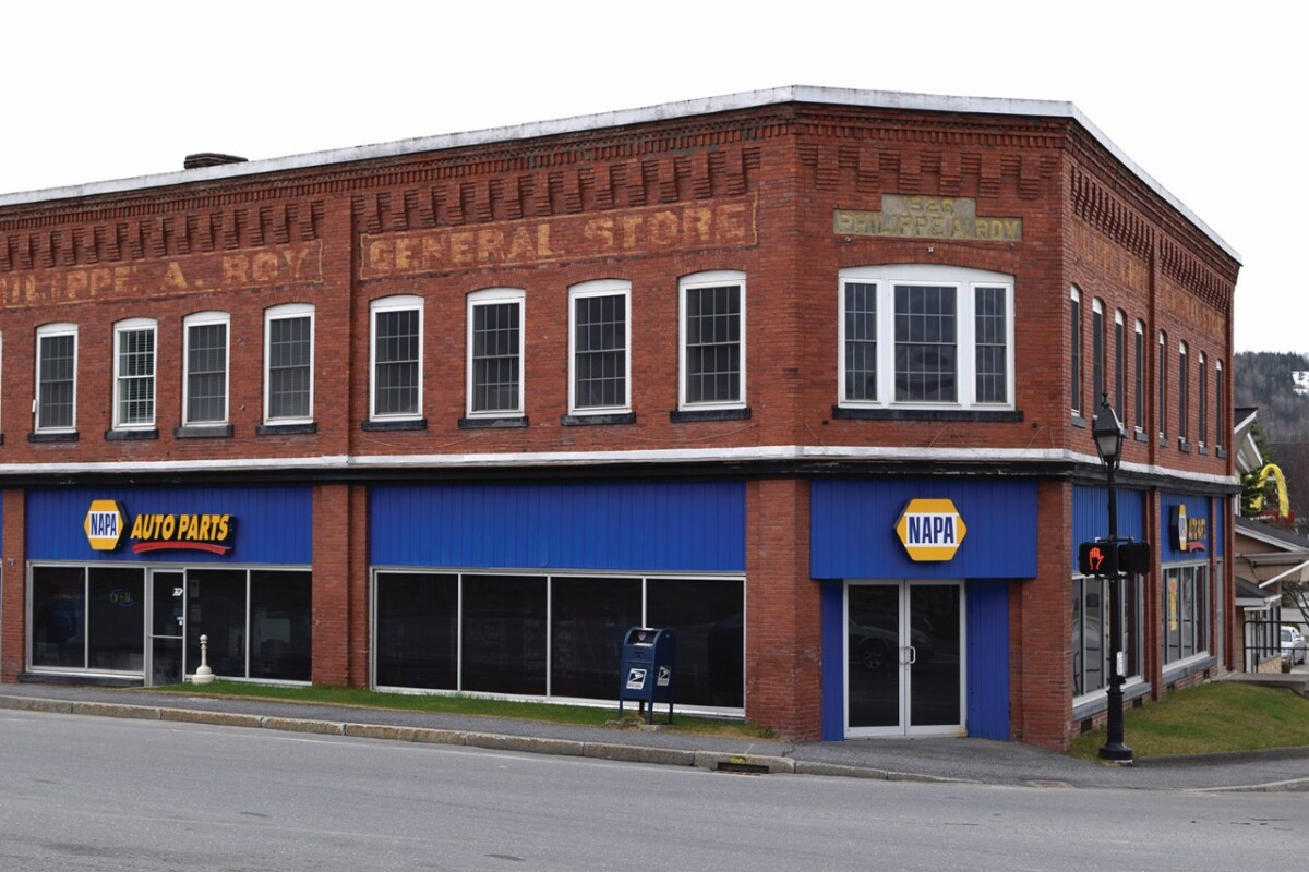 Roy Auto Parts - 3 Market Street, Fort Kent