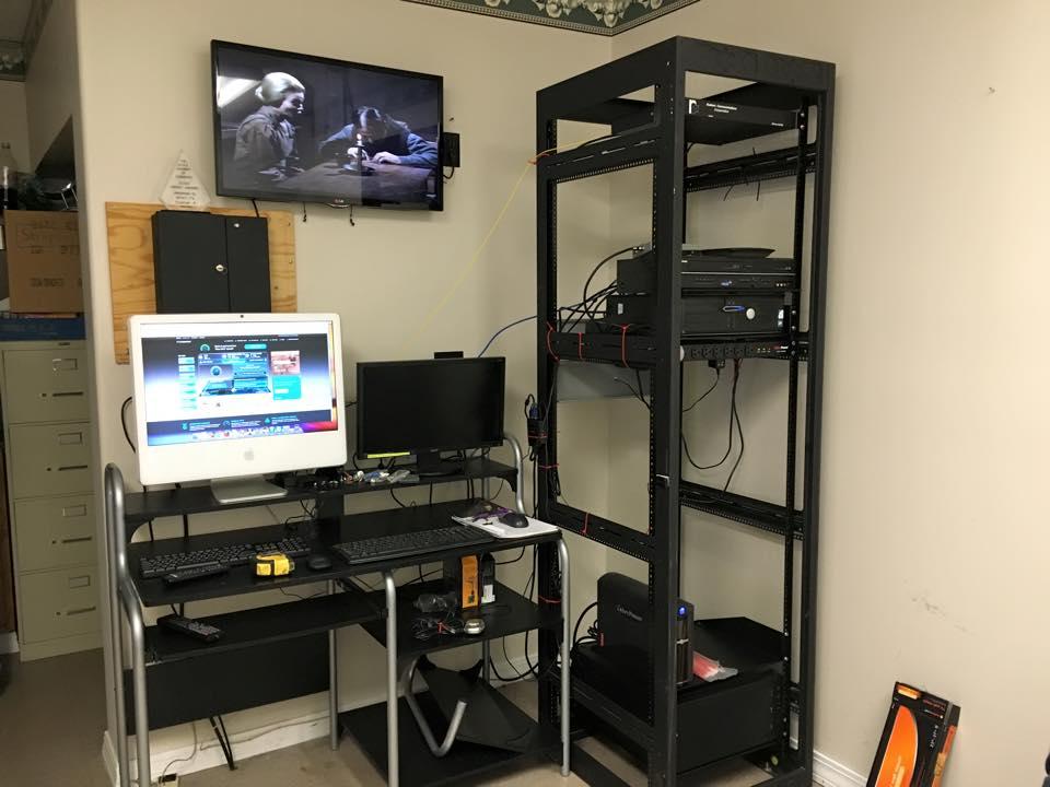 WFKTV 4 Office