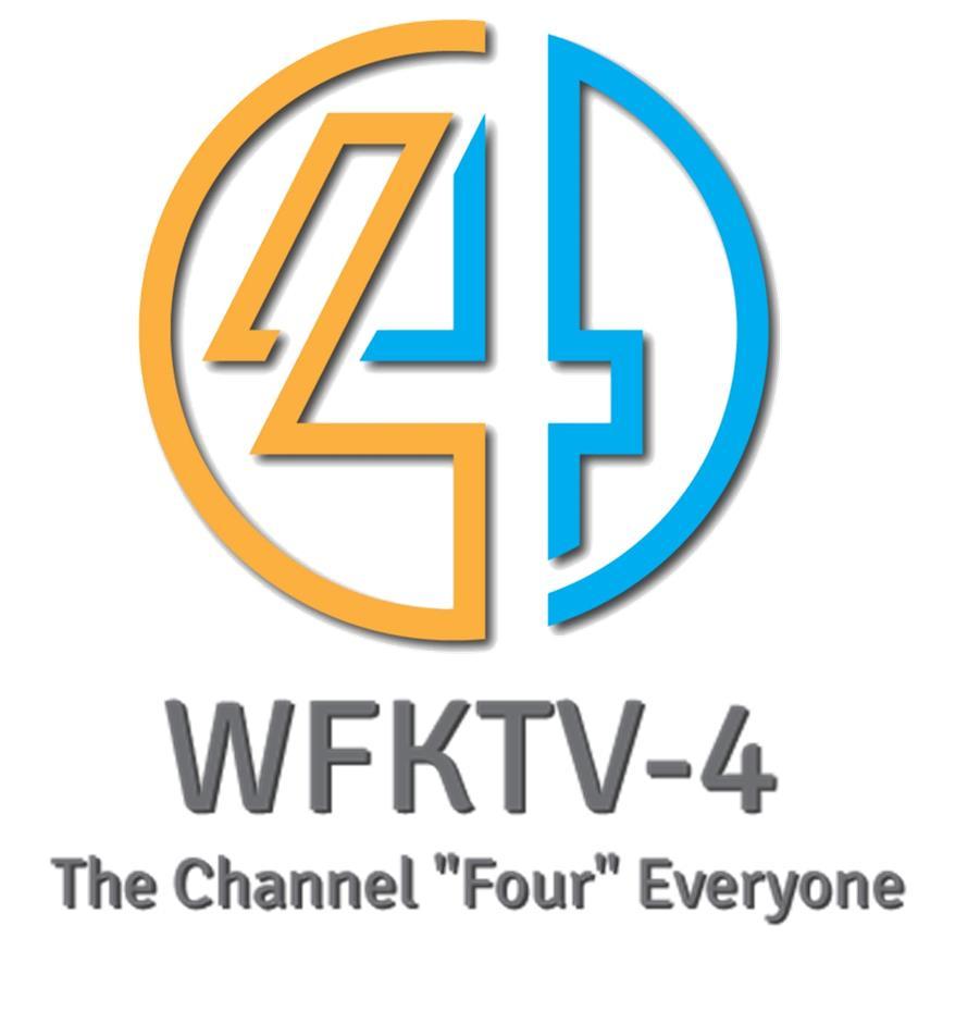 WFKTV 4 webpage logo