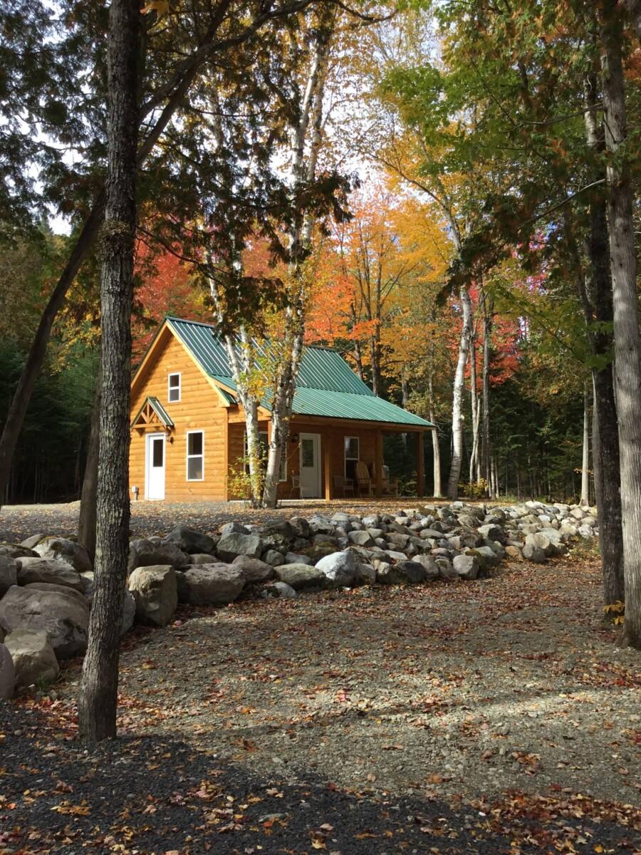 Whispering Falls Cabin - 620 Aroostook Road, Fort Kent