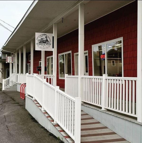 Whistle Stop Restaurant - 26 Market Street, Fort Kent