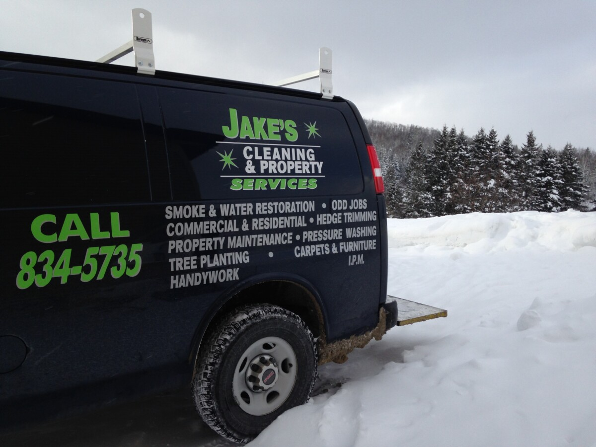 Jake's Cleaning & Property Services