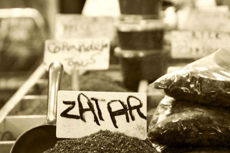 Zaatar, Zatar