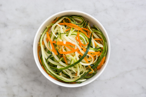 Zoodles and Coodles