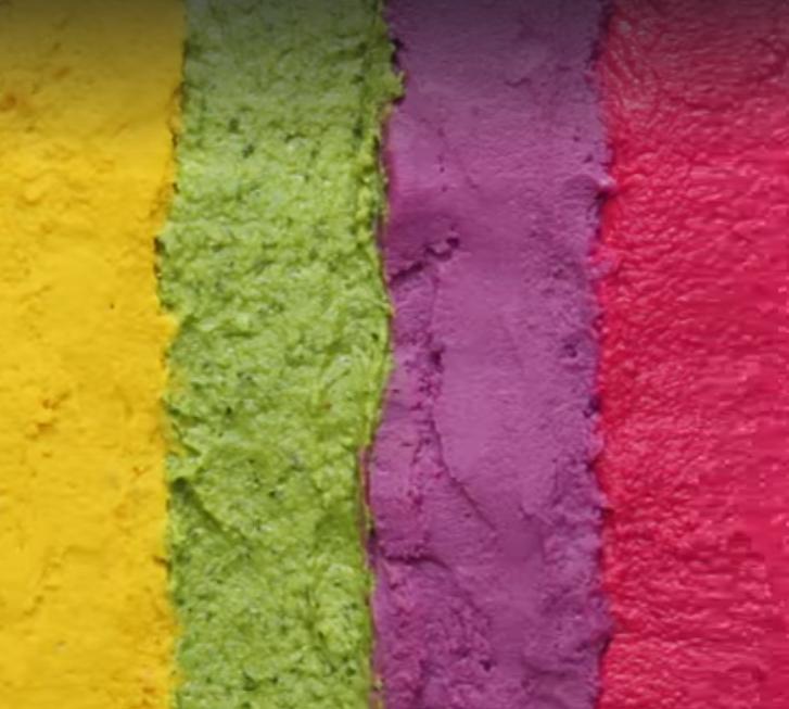 Rainbow hummus screenshot
