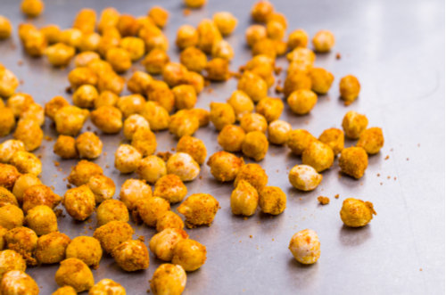 Chickpea spiced with sumac