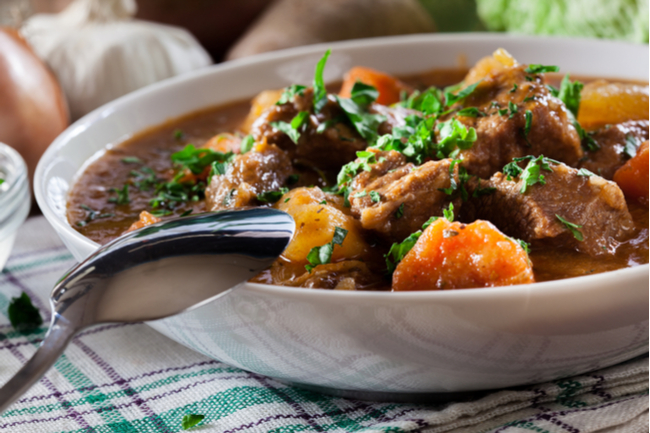 Yemenite Meat Soup