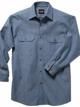 Key Chambray Men's Shirt