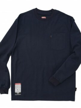 Key Flameout Navy Men's Shirt