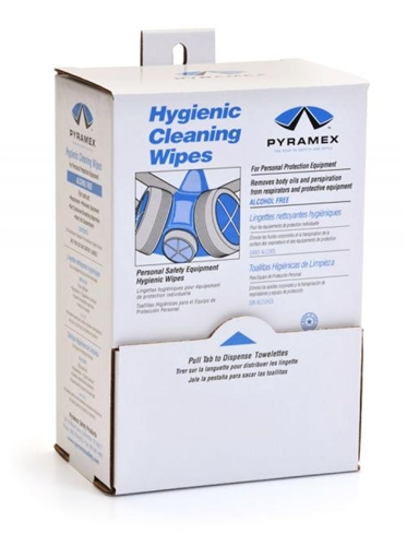 Pyramex Hygienic Cleaning Wipes