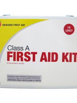 Class A First Aid Kit 16 Unit
