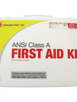 Class A Metal First Aid Kit