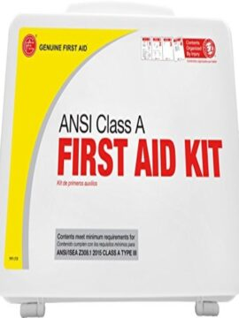 Class A First Aid Kit 25 Person