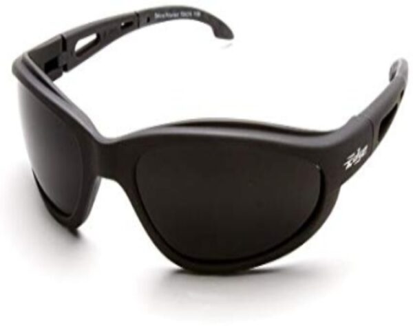 Edge Polarized Smoke Safety Glasses