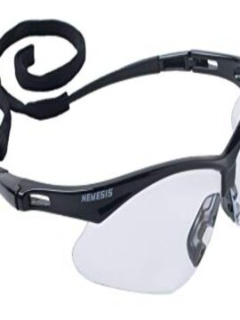 Nemesis Clear Safety Glasses