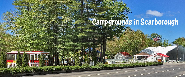 Bayley's Camping Resort, Scarborough