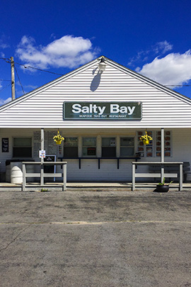 Salty Bay Seafood