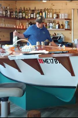 Stern Seafood Restaurant