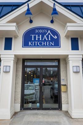 Jojo's Thai Kitchen