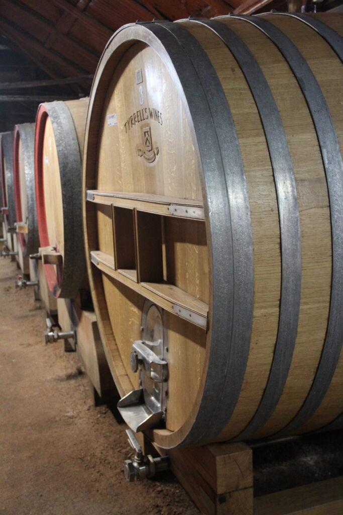 Tyrrell's wine cellar, Hunter Valley, Australia